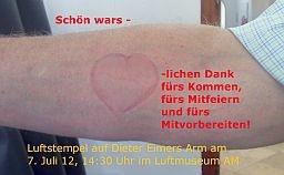 Herz bei Dieter Eimer